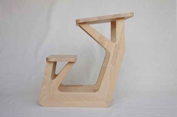 Ta ta unconventional design for kids petitmeuble for Piccoli mobili design