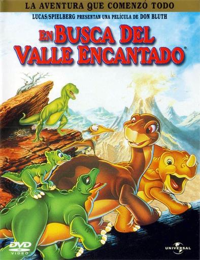 Ver En busca del valle encantado (1988) Online