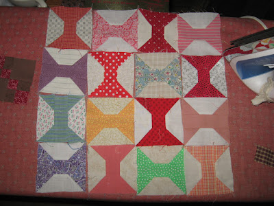 spool quilt blocks