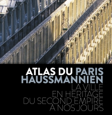 Atlas du Paris Haussmannien de Pierre Pinon
