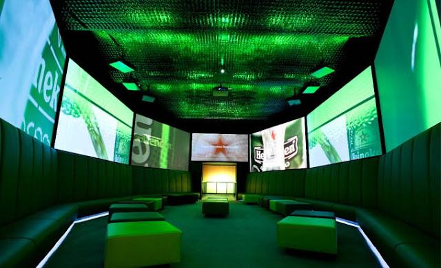 Conheça a fábrica da cerveja Heineken em Amsterdã