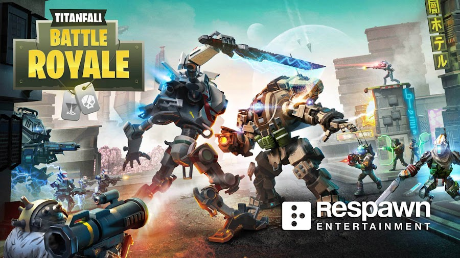 titanfall battle royale apex legends respawn entertainment