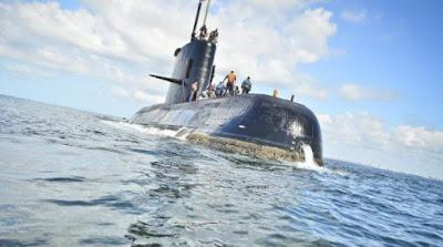 العثور على الغواصة الارجنتينية  AraSanJuan  التي اختفت منذ عام