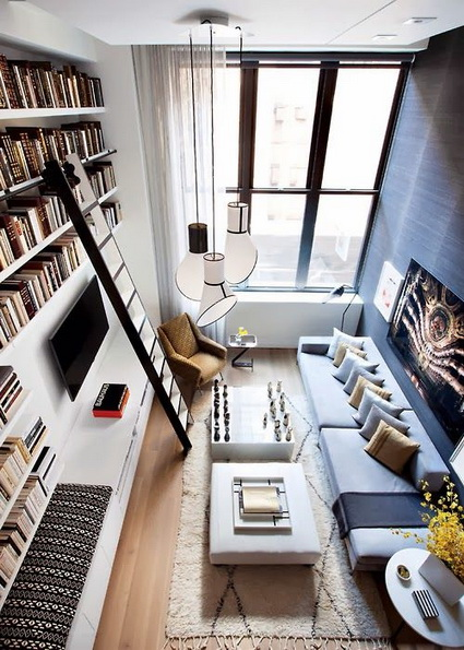 Tips for decorating small apartments 2