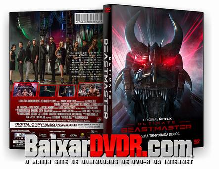 Ultimate Beastmaster Brasil – 1ª Temporada Completa (2017) DVD-R Autorado