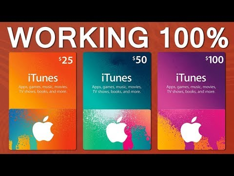 itunes Free Gift Card Code