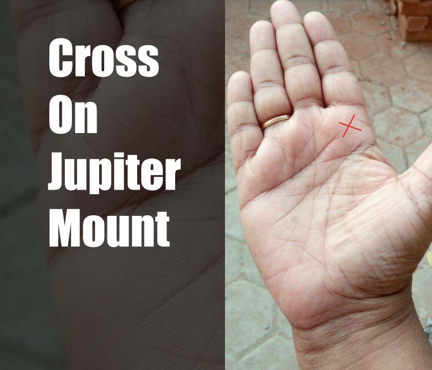 cross on jupiter mount