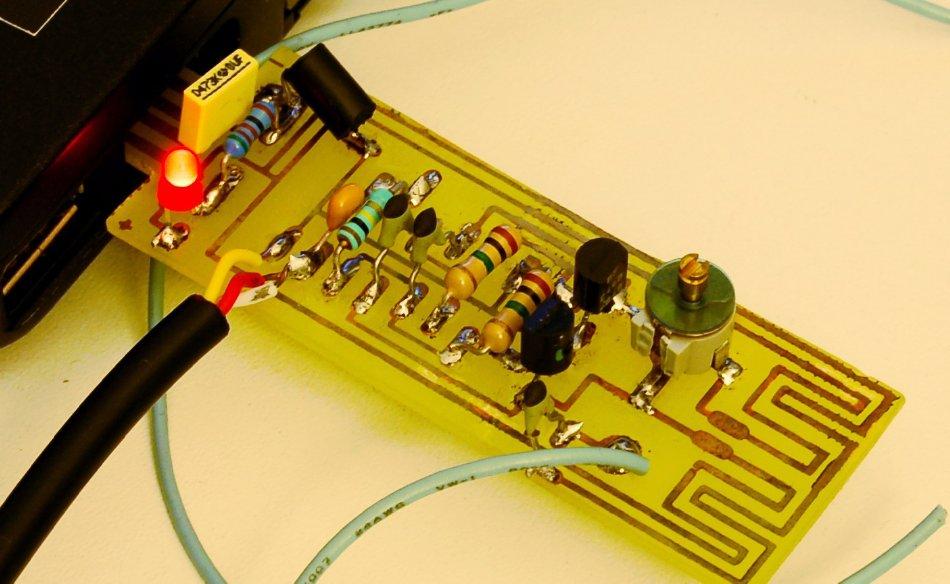 FM Transmitter Circuit Diagram & Project Kits