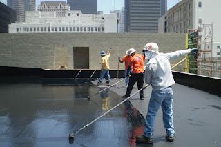 harga waterproofing membrane per m2