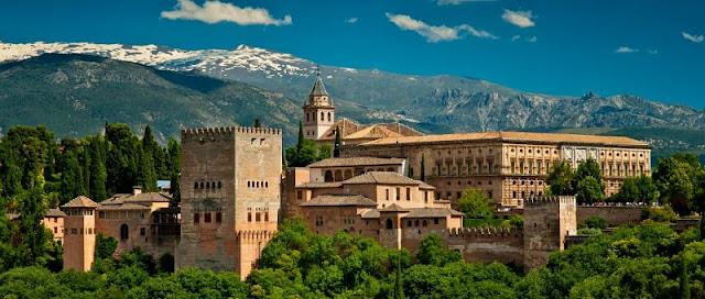 Alugar carro em Granada