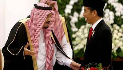 Raja Salman Dianugerahi Bintang Adipurna oleh Presiden Jokowi