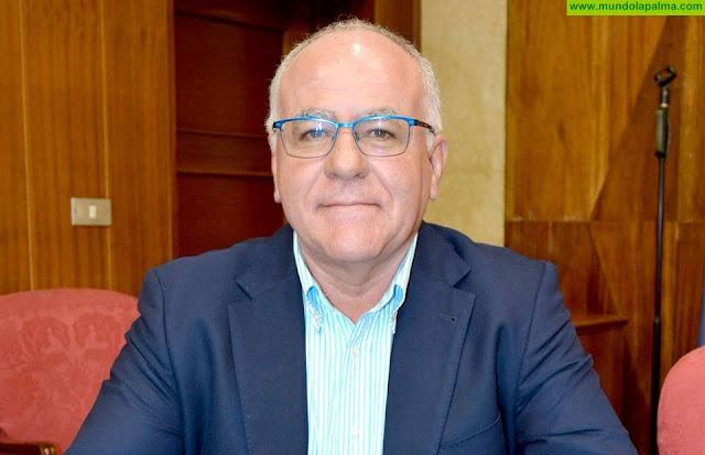El Consejo Insular subvenciona la ampliación de la red de abastecimiento de aguas en la parte baja de Las Norias, en Tazacorte