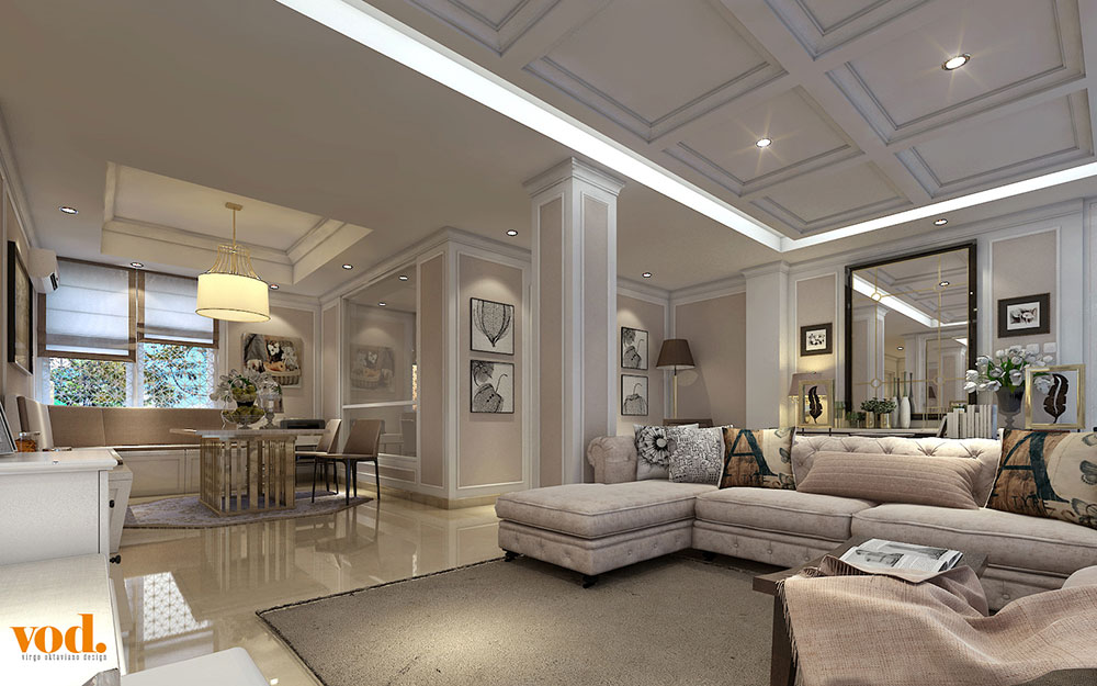 Apartment Interior Design Jakarta virgooktaviano