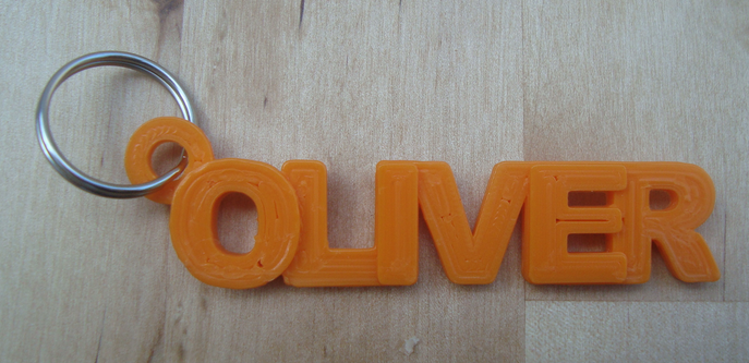 How To Make A 3d Printed Name Tag With Tinkercad