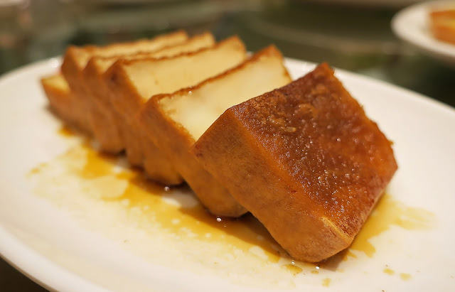 Kam's Roast Marinated Tofu