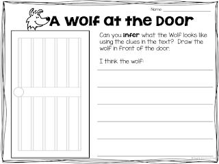 inferring worksheets