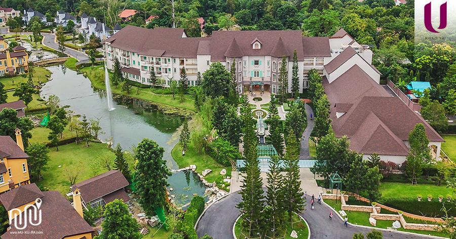 รีวิว U Khao Yai โรงแรมสวยๆใกล้กรุง ที่บรรยากาศเหมือนอยู่ต่างประเทศ