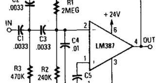 Simple Rumble Filter Wiring diagram Schematic ~ Wiring
