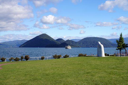 Danau Toya, Hokkaido