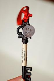 Innkeeper Ornament and Poem by Inkablinka