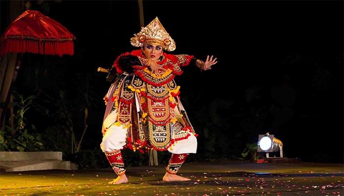Tari Baris Tunggal, Tarian Tradisional Dari Bali