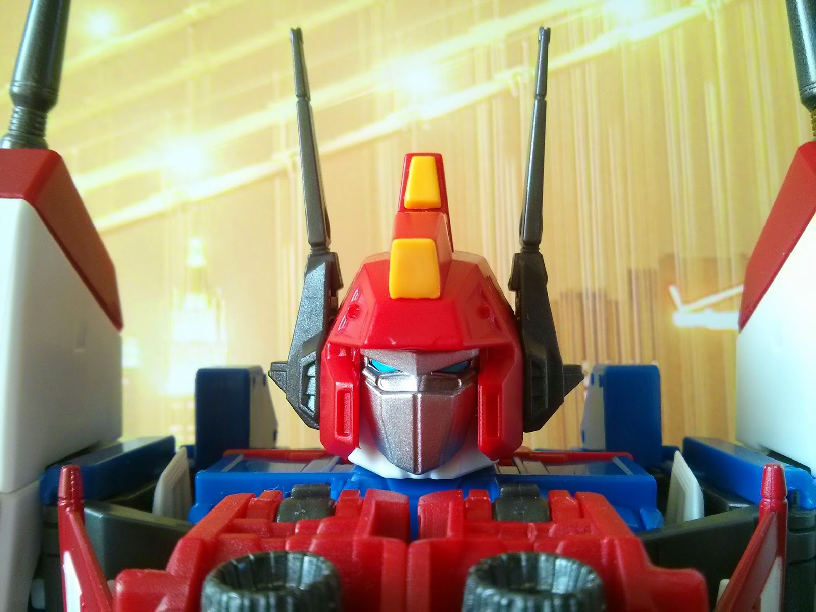 Masterpiece star saber head