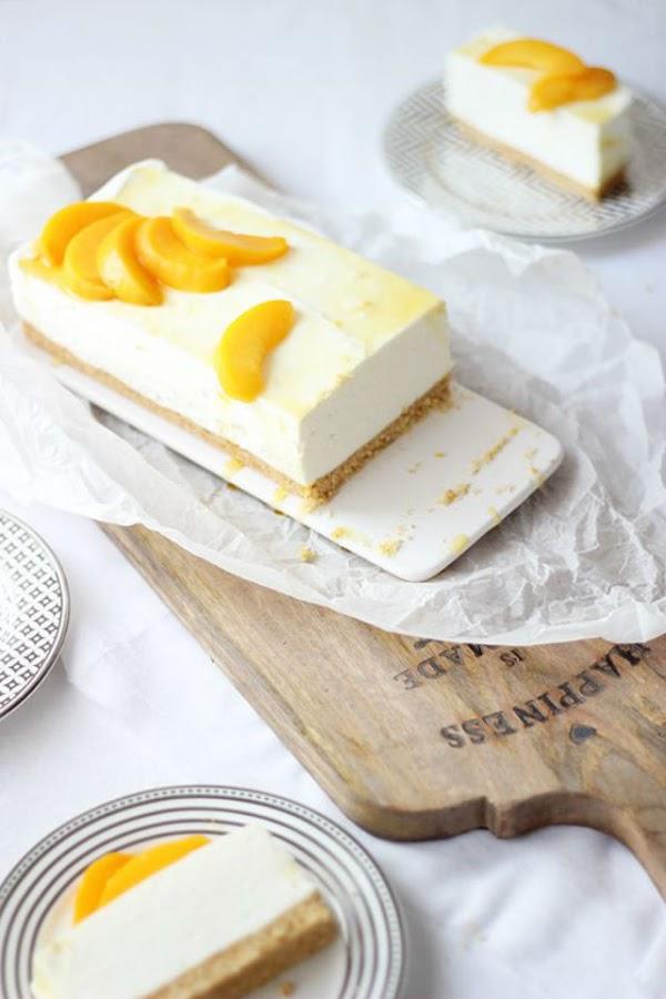 tartas fáciles sin horno tarta de yogur