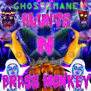 Ghostemane - BLUNTS N BRASS MONKEY (2014)