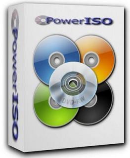 البرنامج الرائع برنامج PowerISO