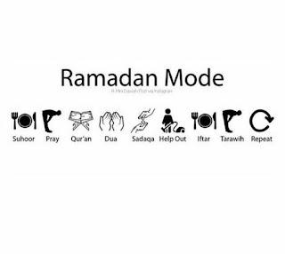 kegiatan selama bulan ramadhan