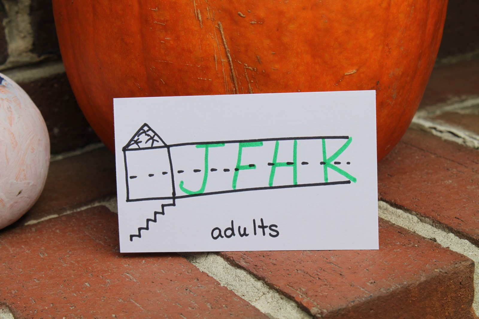 Handwriting Houses For Correct Letter Placement