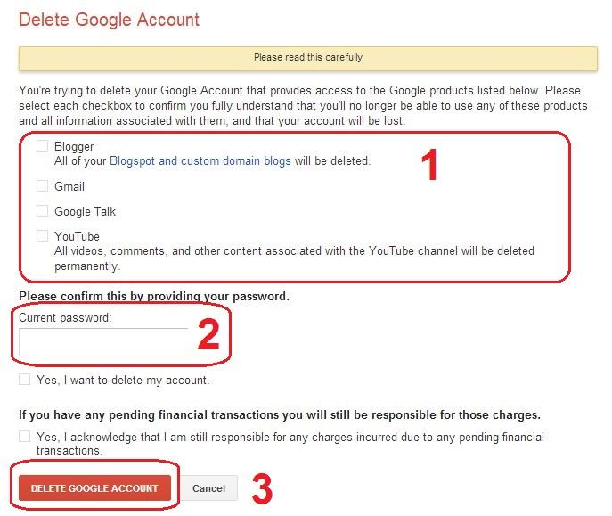 How to delete my Mi (Xiaomi) account? - AccountDeleters