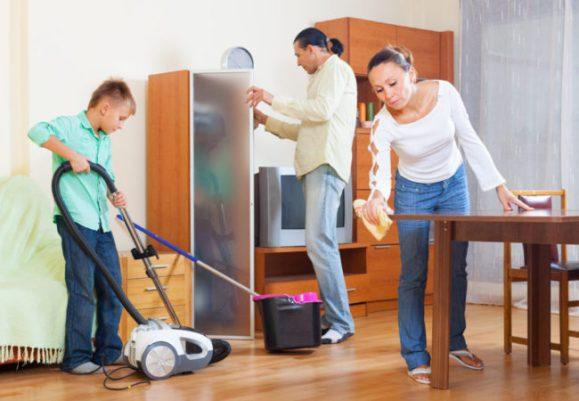 Produk isi rumah menyebabkan kanser pada keluarga