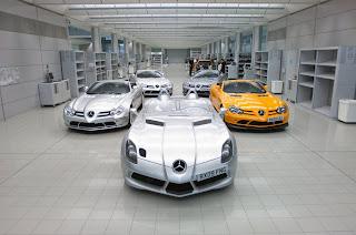 Mercedes McLaren SLR Yo-Yo