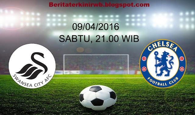 Prediksi Swansea City vs Chelsea 09/04/2016