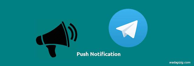 Membuat Bot Telegram Notifikasi