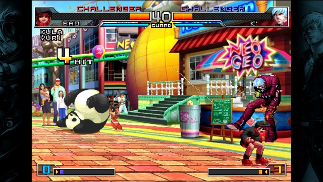 Download The King of Fighters 2002 PC Games Gameplay