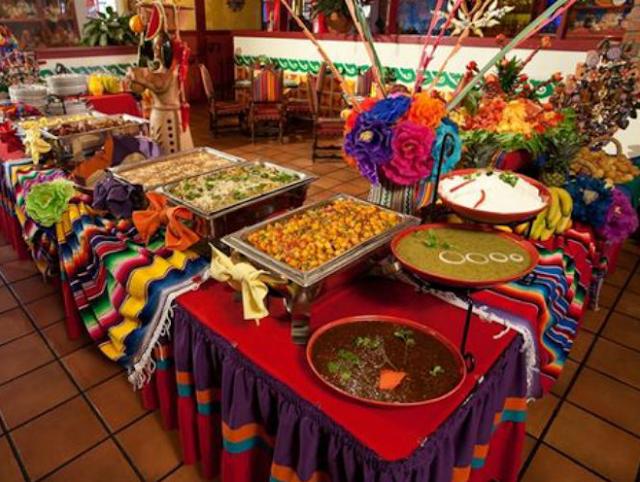 cómo realizar una noche mexicana