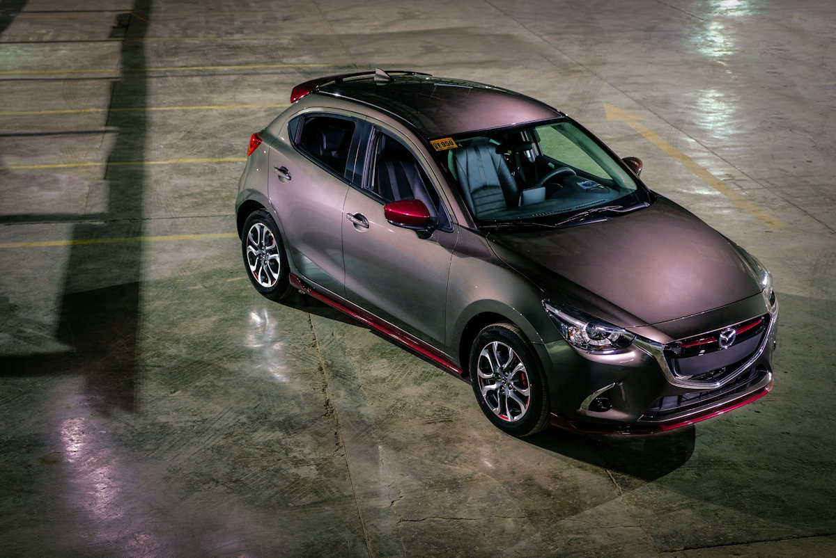 UPDATED: Mazda Philippines Set to Introduce 3 New Mazda2 Premium
