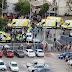 AHORA. Accidente de tránsito a las afueras del Hospital Guatavo Fricke, dejo a doce personas lesionadas