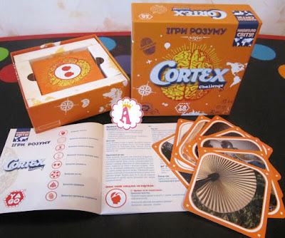 Тактильные карточки Cortex