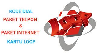 Kartu loop merupakan produk yang tersedia dari telkomsel Kode Rahasia Kartu Loop Kuota Murah