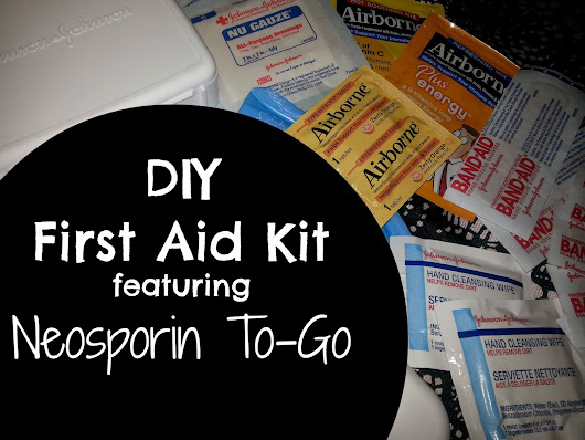 Mommy Chronicles: DIY First Aid Kit