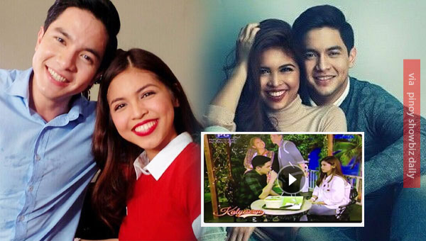 AlDub is officially a couple in Kalyeserye
