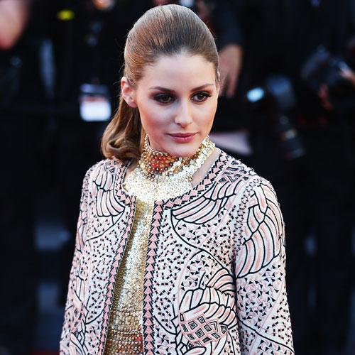 d4bb86d8c Olivia Palermo ensina a usar casaqueto com vestido de festa
