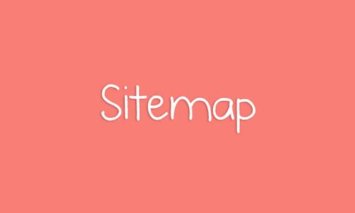 Blogger Mobil Uyumlu Site Haritası / Sitemap Oluşturma