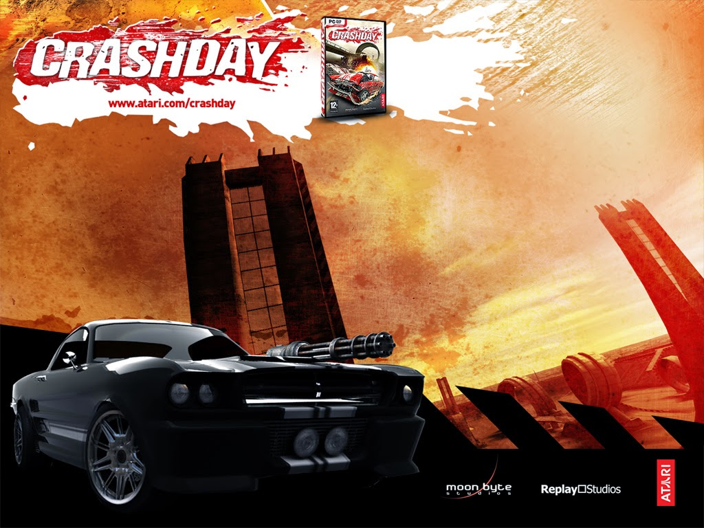 crashday gratuit pc