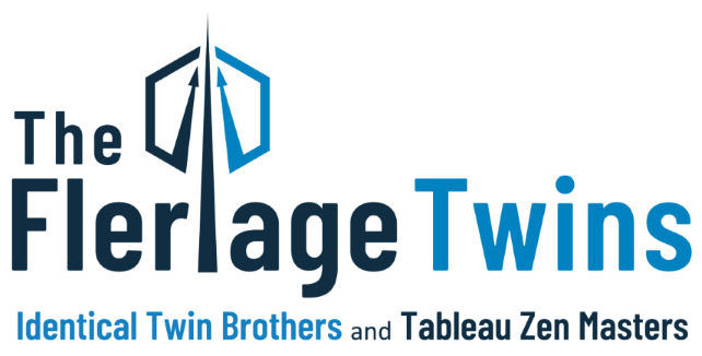The Flerlage Twins: Analytics, Data Visualization, and Tableau