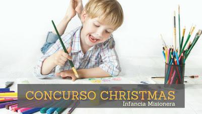 Concurso Christmas Infancia Misionera - Obras Misionales Pontificias