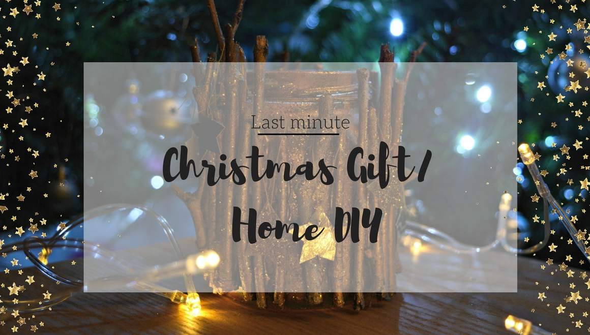 last minute christmas gift diy